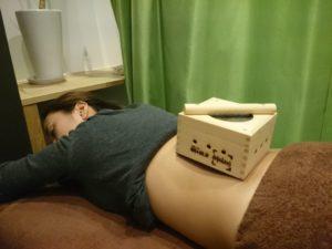 箱灸 はな鍼灸整骨院 神戸