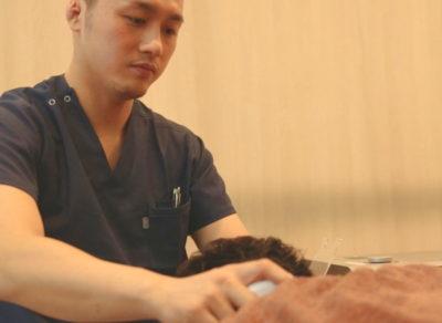 ムチウチ治療 神戸 はな鍼灸整骨院
